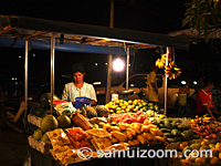 Fruits to the market